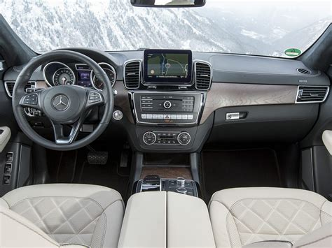mercedes gls interior 2017 mercedes benz gls class price photos reviews