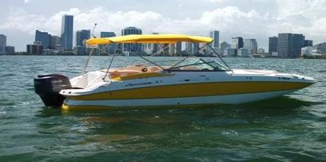 family boat club fort lauderdale yellow coral hurricane sd2400 south florida boat