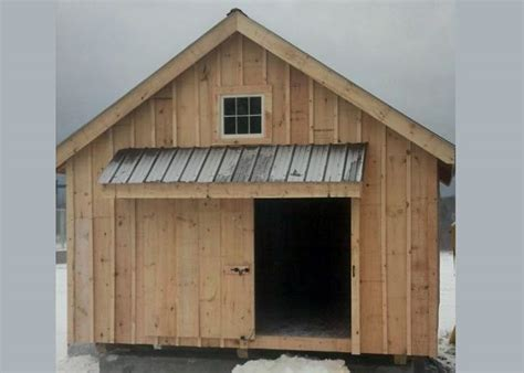 16x20 barn jamaica cottage shop