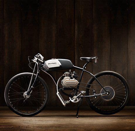 Motorrad Retro Design by Derringer Cycle Motorrad Fahrrad Hybrid Im Unschlagbaren