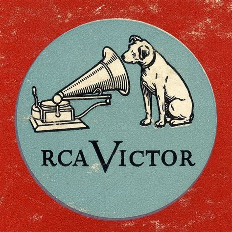 rca victor rca victor detail my favorite logos