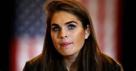 hope hicks politics hope hicks is leaving the white house politician direct