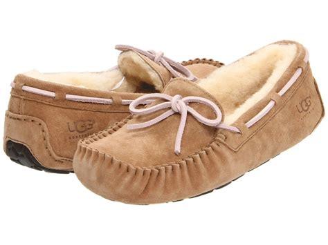 slippers uggs ugg australia dakota slipper 5612 tabacco suede 100