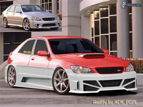 tuned lexus is300 lexus is 300