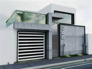 Disenar Interiores 30 fachadas modernas y minimalistas que sin duda