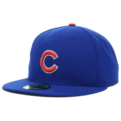 Chicago Home Decor Stores new era mlb authentic cap chicago cubs from hit a double