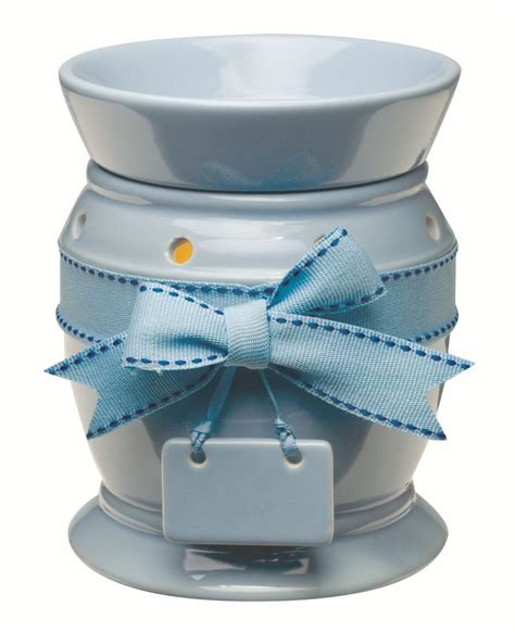 Baby Safe Warmer Btl scentsy peek a blue baby boy warmer comes in pink great for a nursery or baby shower gift