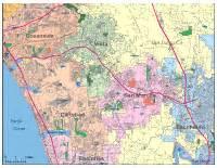editable carlsbad ca city map illustrator pdf