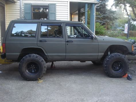 matte grey jeep xj what did you do to your xj today page 13 jeep