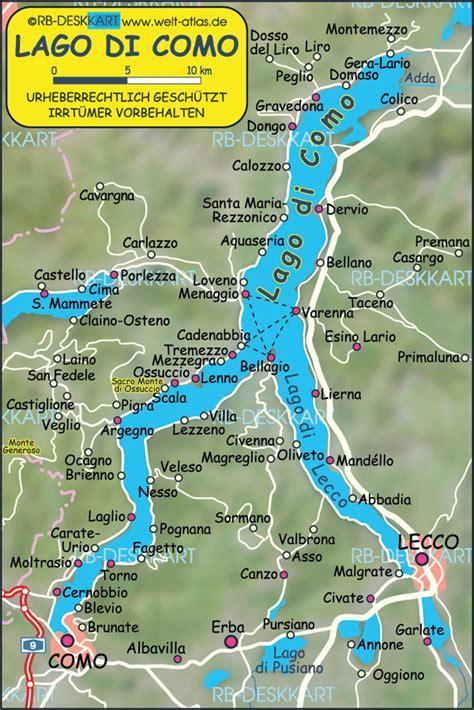 lake como italy map italy lake como map of lake como italy map in the atlas of the world world atlas