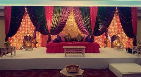 Mehndi Stages   Asian Wedding Event Management : Asian