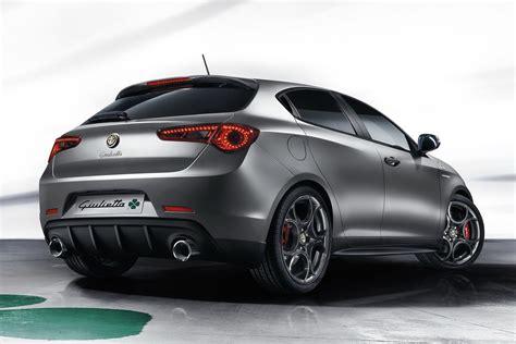 alfa romeo giulietta quadrifoglio verde qv 1750 six speed manual alfa romeo actualiza el mito y giulietta quadrifoglio verde auto