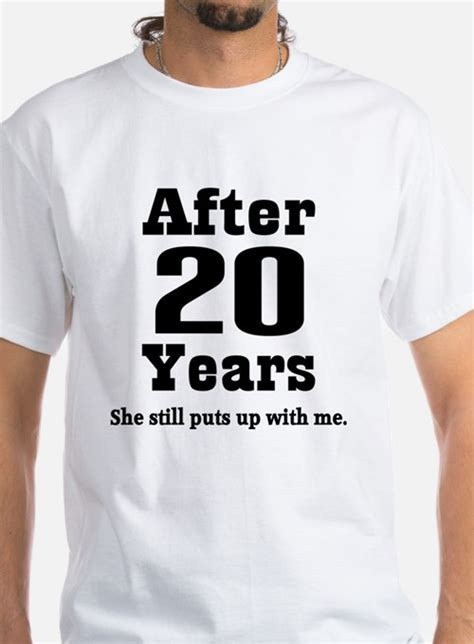 Funny 20Th Anniversary Gifts for Funny 20th Anniversary