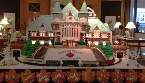 seattle gingerbread houses gingerbread village is a sugary work of art knkx