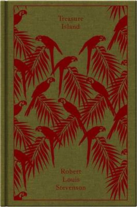 treasure island penguin clothbound 0141192453 treasure island by robert louis stevenson matt waterstones