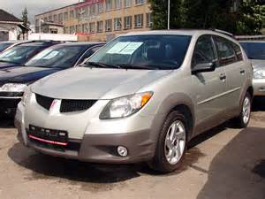 2003 Pontiac Vibe Problems Used 2003 Pontiac Vibe Photos 1800cc Gasoline Ff