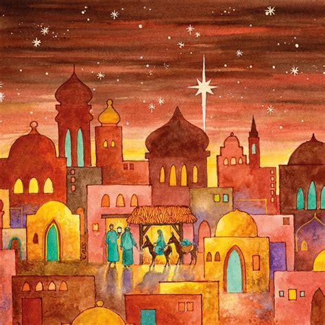 google gr art christmas cards bethlehem search cards nativity