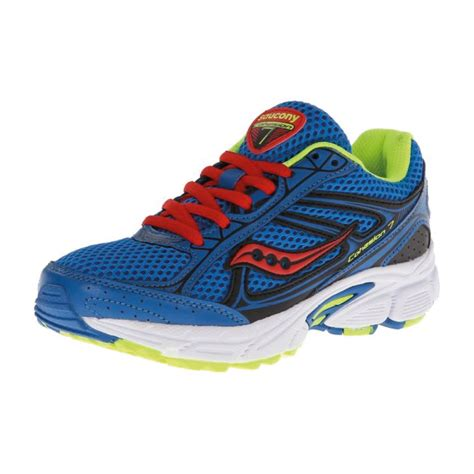 boy athletic shoes saucony boys cohesion 7 lace running shoe kid big