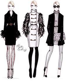 hayden williams fashion illustrations hayden williams pre