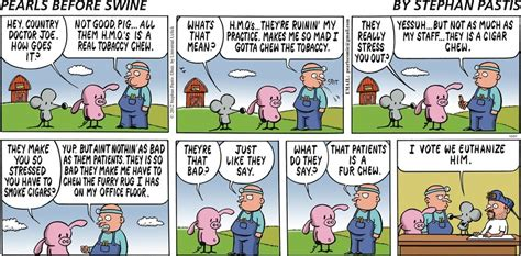 pearls before swing pearls before swine 171 the comic ninja 171 page 4