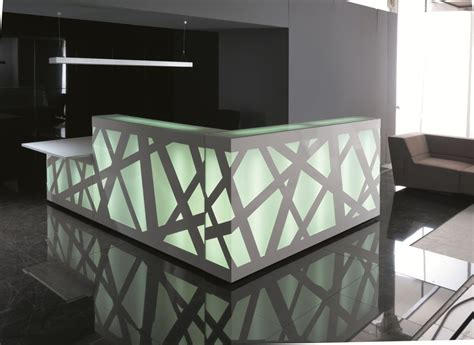 innovative ideas for home decor modern reception desk fabulous for the best choice for