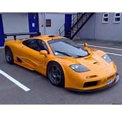 McLaren F1 F  Top Expensive Car