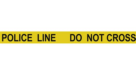 Brewster wallpaper yellow police line border interiordecorating com
