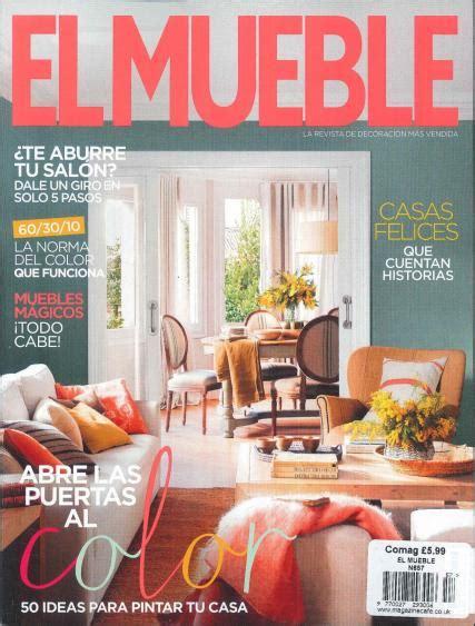 mueble magazine el mueble magazine subscription