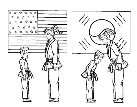 coloring pages karate kid karate coloring pages for kids pes pinterest