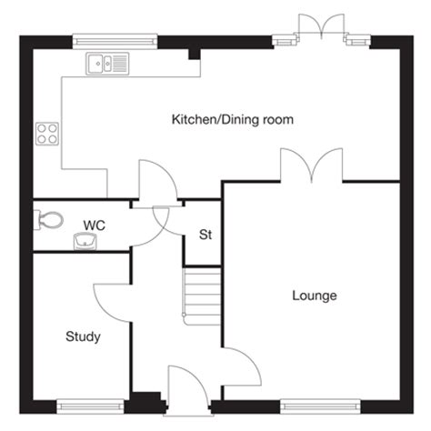 taylor wimpey floor plans 4 bedroom detached house for sale in quot shelford showhome