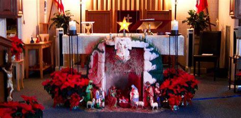 christmas church decorations dec 2011 photos st paul