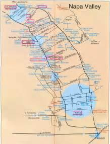 napa california map napa valley tourist map napa california mappery