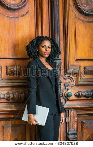 young lawyer hairstyle african american female lawyer woman stock images royalty