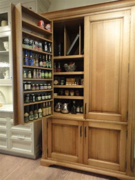 charming stand  pantry cabinet picture
