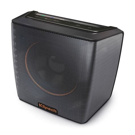 Speaker Portable Atau Bloetooth S815 groove bluetooth speaker portable rechargeable klipsch