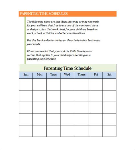 sle time schedule 8 documents in pdf word