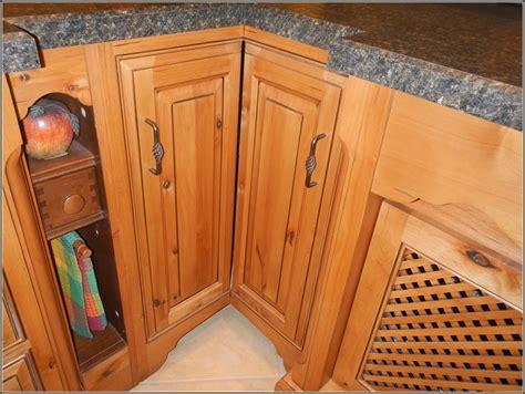 wood lazy susan corner cabinet corner cabinet lazy susan medium browm corner cabinet