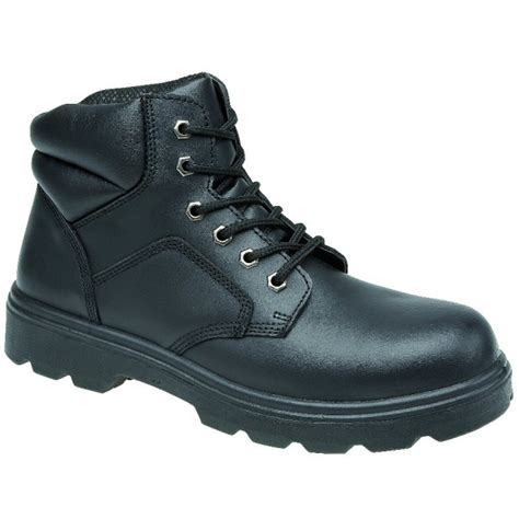 Boots Safety Shoes Kode Sc09 toesavers black 6 eyelet safety boots code 2416 safety