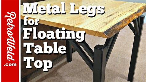metal side table legs metal side table legs floating table top