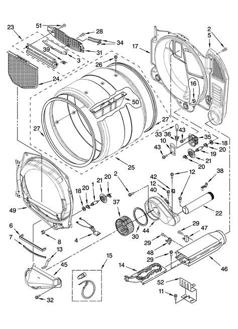 maytag bravos dryer parts diagram maytag dryer de412 parts diagram model maytag free image