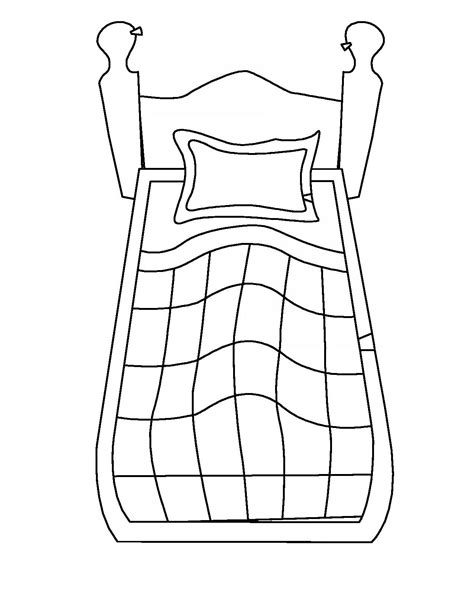 bettdecke zeichnung coloring pages quilt