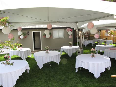backyard wedding reception decoration ideas the best outdoor locations for any wedding budget