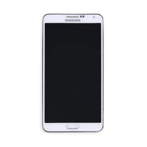 Lcd Note 3 Neo ecran lcd tactile blanc d origine samsung galaxy note 3 neo n7505 clic store