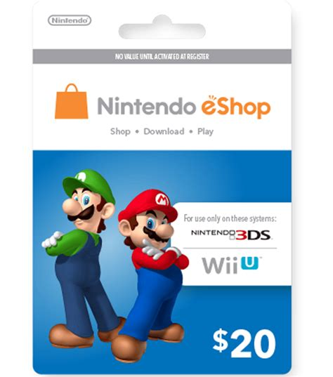 Nintendo World Gift Card - nintendo eshop card us email delivery mygiftcardsupply