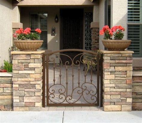 courtyard gates courtyard gates house
