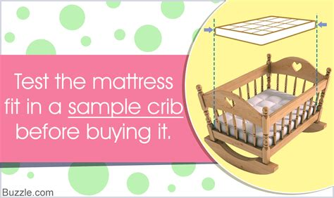 how to buy a baby crib mattress 10 really important and useful tips to buy a crib mattress