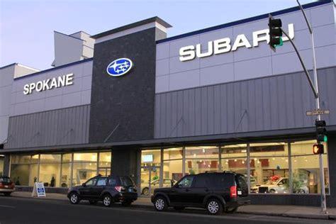 Subaru Dealer Spokane by Subaru Of Spokane Car Dealership In Spokane Wa 99201