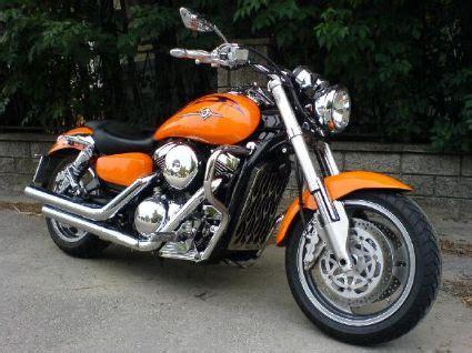 Motorrad Marken Cruiser by Umgebautes Motorrad Kawasaki Vn 1600 Mean Streak Von Emmi