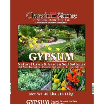 types  lime  gypsum  soil  home depot soil