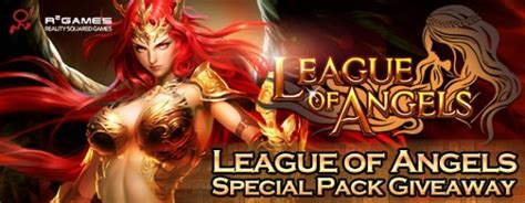 League Giveaway - league of angels gift code giveaway get beta keys